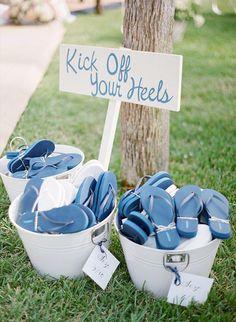 blue wedding flip flops / www.deerpearlflow… 2019 blue wedding flip flops / www. Summer Wedding Favors, Wedding Favors For Guests, Cute Wedding Ideas, Unique Wedding Favors, Wedding Tips, Unique Weddings, Wedding Inspiration, Nautical Wedding Favors, Wedding Guest Flip Flops