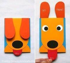DIY Puppy Fun Card