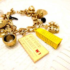 London Charm. Bracelet - It is no longer available but I definitely lust after it!