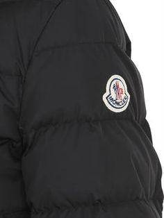 moncler - women - down jackets - artemis nylon technique down jacket