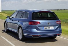 Volkswagen Passat Variant GTE (B8) '2015