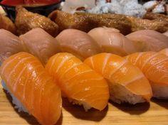 Como montar o sushi - Almanaque Culinário