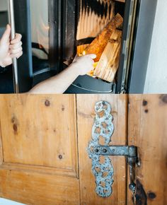 In the centre of the UNESCO World Heritage site Hallstatt lies the Hallstatt Hideaway with breathtaking views of Lake Hallstatt Hallstatt, The Good Place, Door Handles, Modern Design, In This Moment, Traditional, Winter, Home Decor, Wood