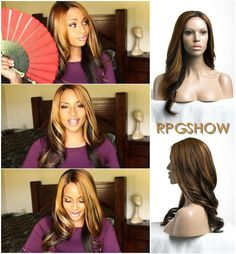 Ombre Highlight Hair - RPGSHOW