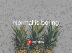 Be weird is cool😁 Me Quotes, Funny Quotes, Normal Is Boring, Word 2, Quotes Indonesia, Inspirational Quotes, Lol, Feelings, Islam