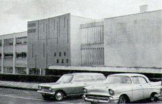 Facultad de Medicina 1960 Universidad de CR.