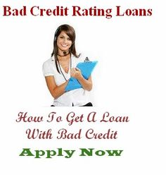 Get the money they expect within hours. Apply for Loans With Bad Credit and get fast cash without hassles of paperwork and credit checking procedures.  Apply with us and get the cash you need today.