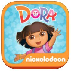 App of the Day - Dora Appisodes HD - normally $6.99 free for a limited time! #HolaDora #AwesomeVideos #InteractwithDora #Boots #NickelodeonKids #Preschooler