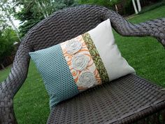Just Another Hang Up: Pillow Tutorial & Pattern...