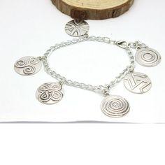 Teen Wolf Charm Bracelet