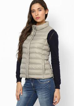 70873b8430a91 Buy MANGO GREY JACKETS & BLAZERSGrey Jackets & Blazers Online - 3070367 -  Jabong
