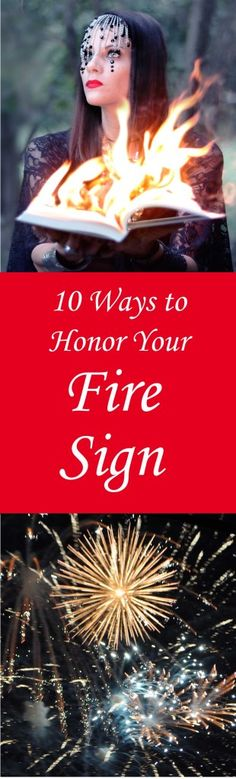 Born an Aries, Leo or Sagittarius? Or maybe you've always felt drawn to the power and beauty of fire? Perhaps … More