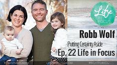 Our guest this week is Robb Wolf, scientist, author, speaker, entrepreneur, reality TV celebrity, father and husband. Robb is extremely intelligent, fiercely opinionated, he's got no time to deal with excuses or complaints, and he is the kind of person who creates movements rather than following them. Robb has been a pioneer in the Paleo world, adding legitimacy through scientific transparency to principles that came under a fair amount of attack from, well, just about anyone who didn't…