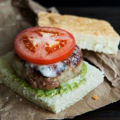 Turkey Burgers // Amazing Burgers: http://www.foodandwine.com/slideshows/10-favorite-burger-recipes #foodandwine
