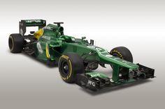 Carteham F1 2013