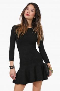 Jocelyn Little Black Dress