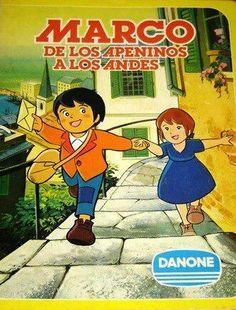 Marco (1976). La grave crisis económica que atraviesa Italia obliga a la madre de Marco a emigrar a Argentina. Pero, pasado cierto tiempo, deja de escribir, por lo que Marco, acompañado de su mono Amelio, decide ir a buscarla y traerla de vuelta a Italia.