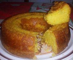 Bolo de milho cremoso de liquidificador   Doces e sobremesas > Receitas de Liquidificador   Receitas Gshow