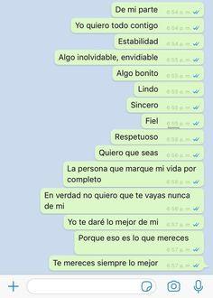 Sad Texts, Couple Texts, Tumblr Love, Love Text, Love Phrases, Sad Love, Sarcastic Quotes, Spanish Quotes, Some Words