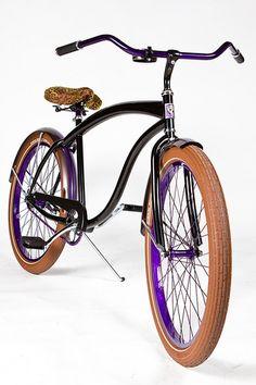 Villy Custom Luxury Fashion Bicycle www.villycustoms.com