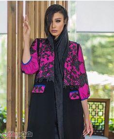 Street Hijab Fashion, Abaya Fashion, Muslim Fashion, Modest Fashion, Short Teen Dresses, Dresses For Teens, Fashion Drawing Dresses, Fashion Dresses, Iranian Women Fashion