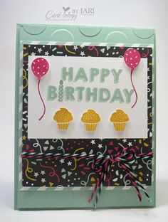 Stampin' Up! Party Wishes Sneak Peek