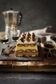 Frozen Chocolate Tiramisu