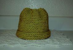 Handknit Baby Hat Cap Beanie Unisex Soft by KnitAndCrochetCafe, $18.00