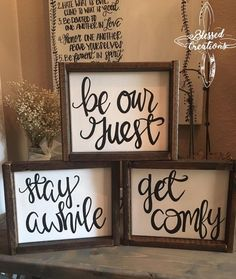 Be Our Guest prints