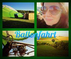 Ballonfahrt: Über den Wolken - Einsichten aus dem Kiosk
