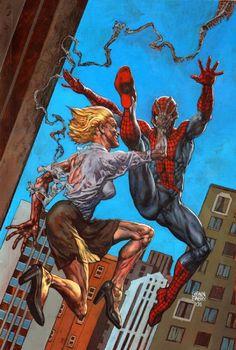 Spider-Man | Glenn Fabry