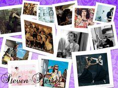 Steven Meisel  (n. Nueva York, 1954) es un fotógrafo de modas estadounidense que se hizo conocido por su trabajo en la revista Vogue —ediciones italiana y estadounidense— y por las fotografías de su amiga Madonna publicadas en el libro del año 1992, Sex. En la actualidad, es considerado uno de los más exitosos fotógrafos de moda en la industria, colaborando regularmente con las revistas Vogue y W, ambas editadas por Condé Nast Publications.