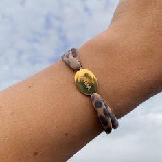 """LOU. on Instagram: """"🌟☁️New bracelet! Silver or gold, link in bio.  - -  #win #loushop #loujewelry #sieraden #letterarmband #letterketting #initialenarmband…"""" Bracelets, Silver, Gold, Leather, Jewelry, Instagram, Fashion, Bangle Bracelets, Jewellery Making"""