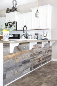 16 Home Decor Ideas for a New Take on Tile with a Cozy Rustic Feel