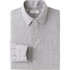 Men's Premium Linen Long Sleeve Shirt
