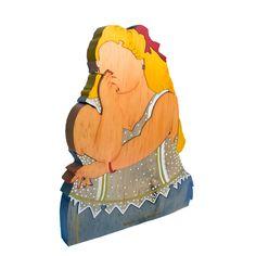 """Rompecabezas con un fragmento de la obra """"Rosita"""" del Maestro Fernando Botero, parte de la colección del Museo de Antioquia.  Lo puedes encontrar en: http://bit.ly/1OoaG6F"""