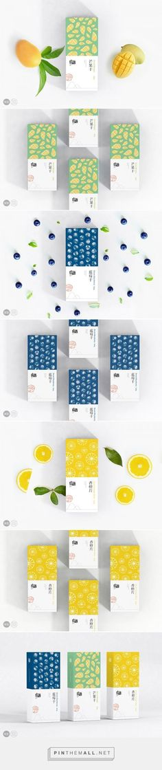 SHAN YU dried fruit by Keying Designs. Source: Daily Package Design Inspiration. Pin curated by#SFields99 #packaging #design#inspiration #ideas #innovation #creative #product #consumer #color #typography #illustration#range #fruit #food #dried