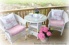 outdoor space, porsh