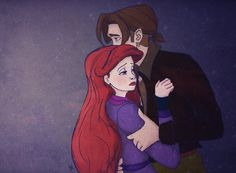 You and I'll be safe and sound by bealor on DeviantArt
