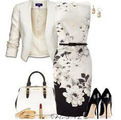 dress black floral print dress