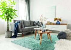 Igazi gyöngyszem a komfortos Dream exclusive szőnyegkollekció! Pihe-puha, selymesen lágy kényeztetés a talpnak, ami egyben a nappali vagy a hálószoba középpontja is lehet. Selection kollekciónk különleges darabjai egyedileg rendelhetőek, a termékeket vásárlói megrendelés alapján biztosítjuk. Scandinavian Interior Design, Interior Design Tips, Living Room Interior, Rugs In Living Room, Colorful Chairs, Contemporary Sofa, Feng Shui, Floor Decor, Simple House