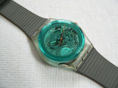 Turquoise Bay  Swatch Watch