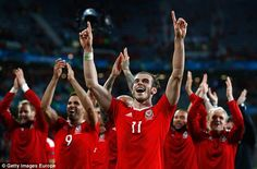 Wales face Portugal in their first semi-final at a major tournament and Bale will be the star attraction