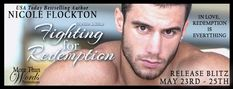 Release Blitz - Fighting for Redemption (The Elite: Book Four) by Nicole Flockton   Title: Fighting for Redemption Series: The Elite: Book Four Author: USA Today Bestselling Author Nicole Flockton Genre: Adult Sports Romance Published: May 23 2017  From USA Today Bestselling Author Nicole Flockton the final book in The Elite Series. Bad Boy Brett Hunter is on a downward spiral after a poor performance at the Rio Olympic Games. His sponsors are threatening to drop him and trouble seems to…