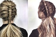 The 'Pipe Braid' Is The Dreamiest Bohemian Hairstyle To Ever Hit Festival Season. The 'Pipe Braid' Concert Hairstyles, Cool Braid Hairstyles, Bohemian Hairstyles, Elegant Hairstyles, African Hairstyles, Wedding Hairstyles, Festival Hairstyles, Bohemian Short Hair, Evening Hairstyles