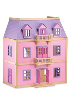 Melissa & Doug Wooden Dollhouse $149.95