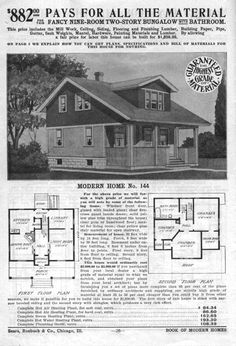This is the floor plan for the house I lived in when we were in Youngstown Ohio. The upper bedroom next to the bathroom (the double window in the pic) was my bedroom.