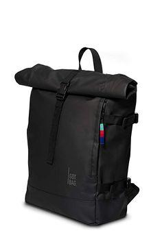 19217f7e889aa Got Bag Roll-Top Rucksack – Hochwertiger Wasserfester Backpack mit  Rollverschluss – Praktischer Daypack