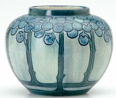 Newcomb Pottery vase by artist Marie Ross
