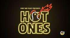 Znalezione obrazy dla zapytania hot ones logo